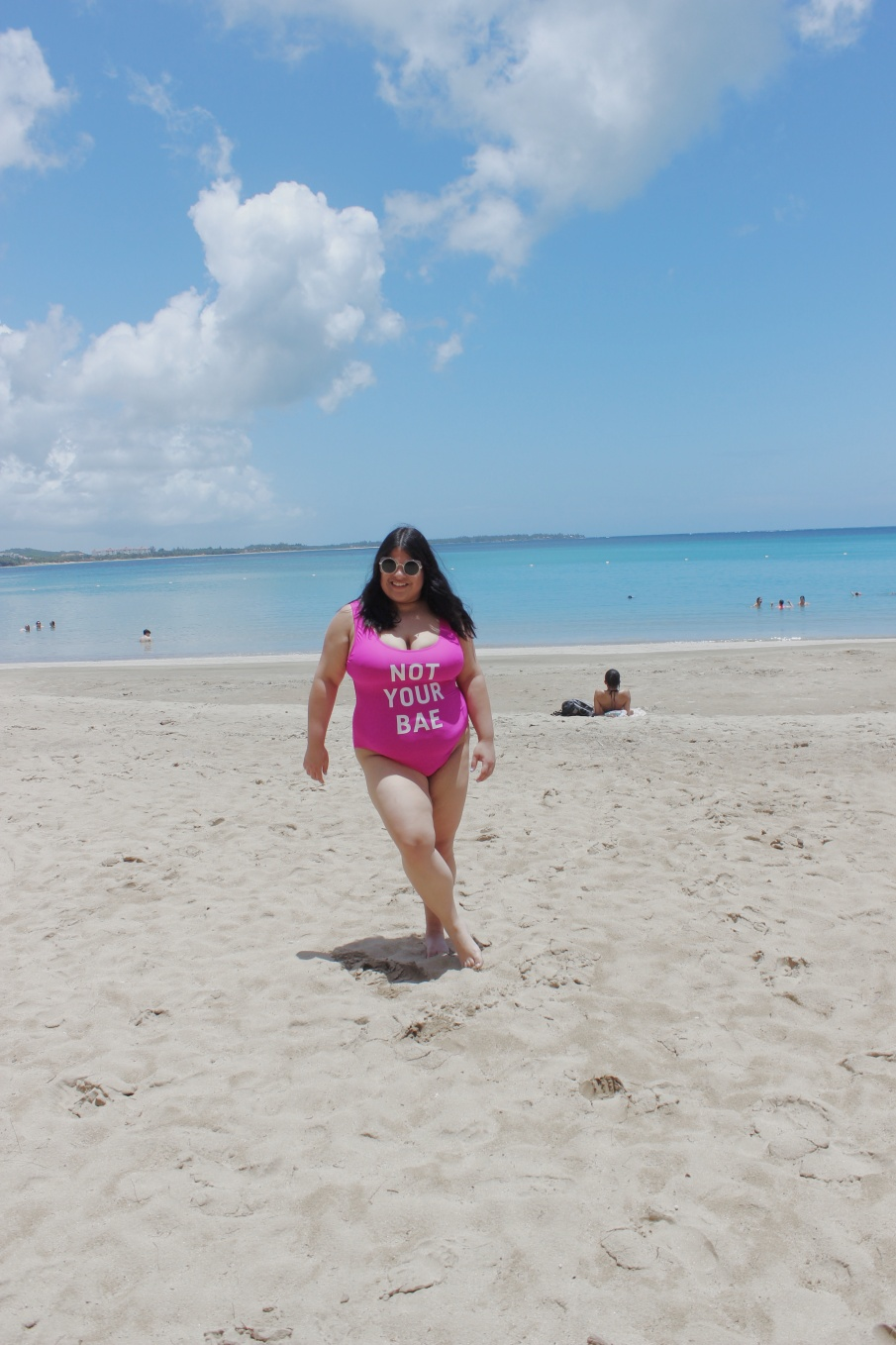 One Piece Swimsuit Plus Size