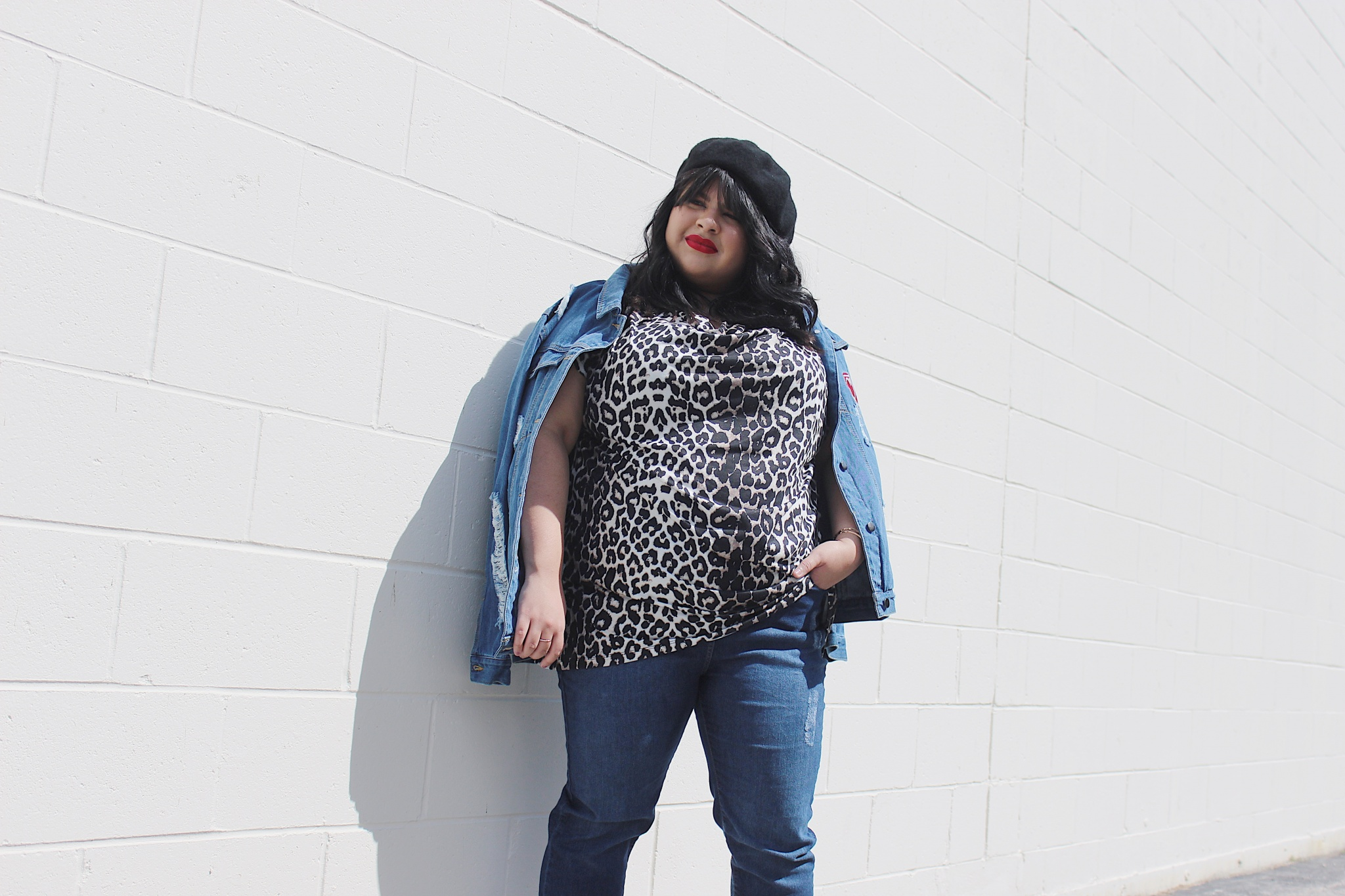 Curvy Women Can Wear Prints