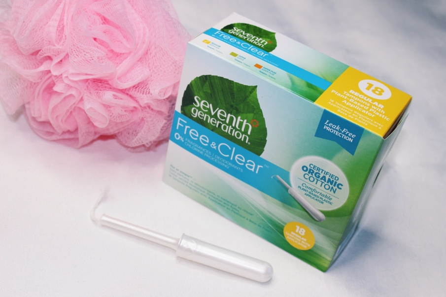 Seventh Generation Comfort Applicator Tampons