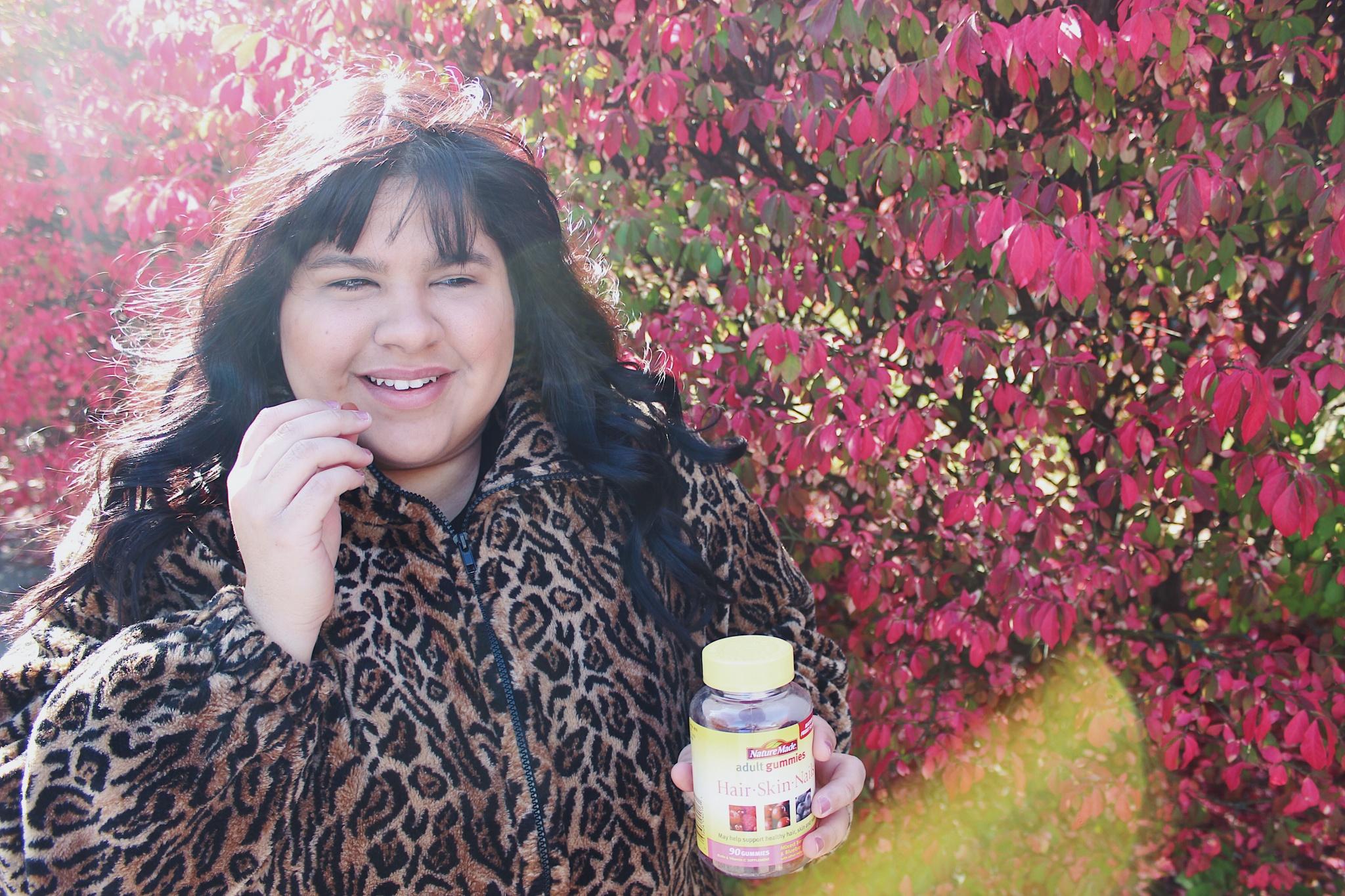 Nature Made® Hair Skin & Nails Adult Gummies