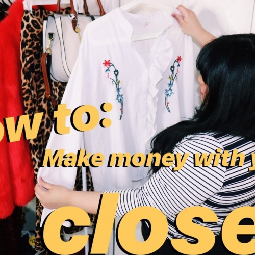 Make money using poshmark