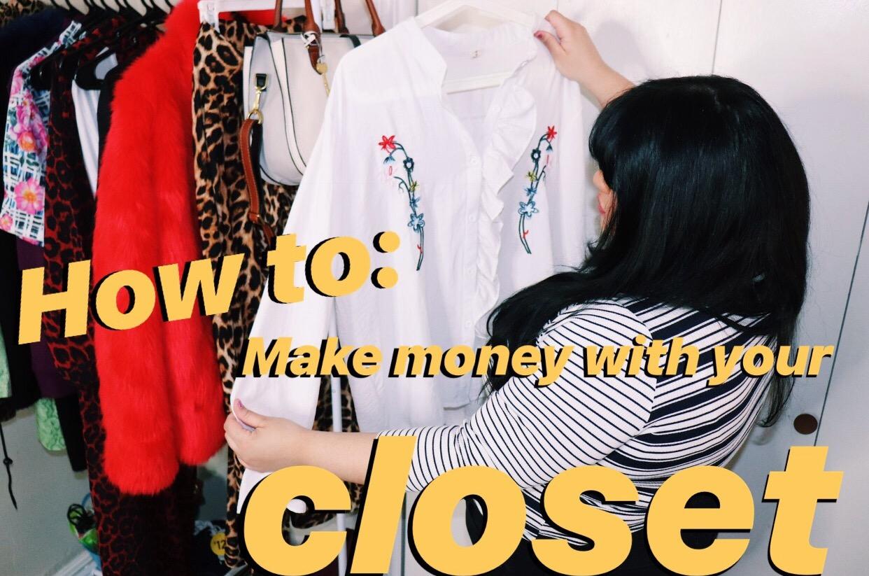 Make money using poshmark