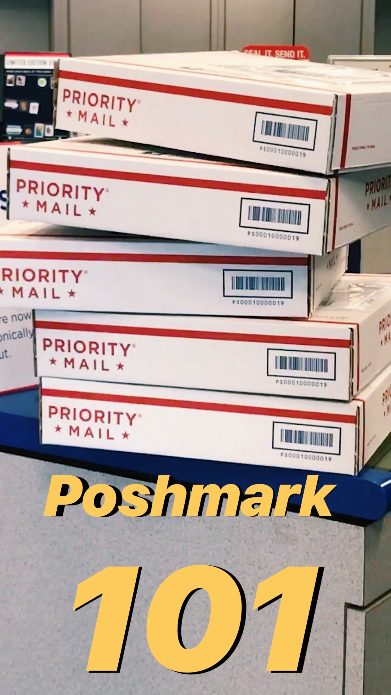 How to use poshmark
