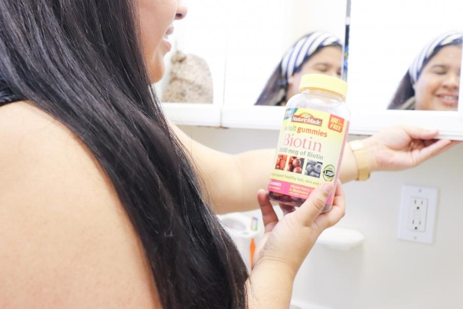 Nature Made® Biotin Adult Gummies