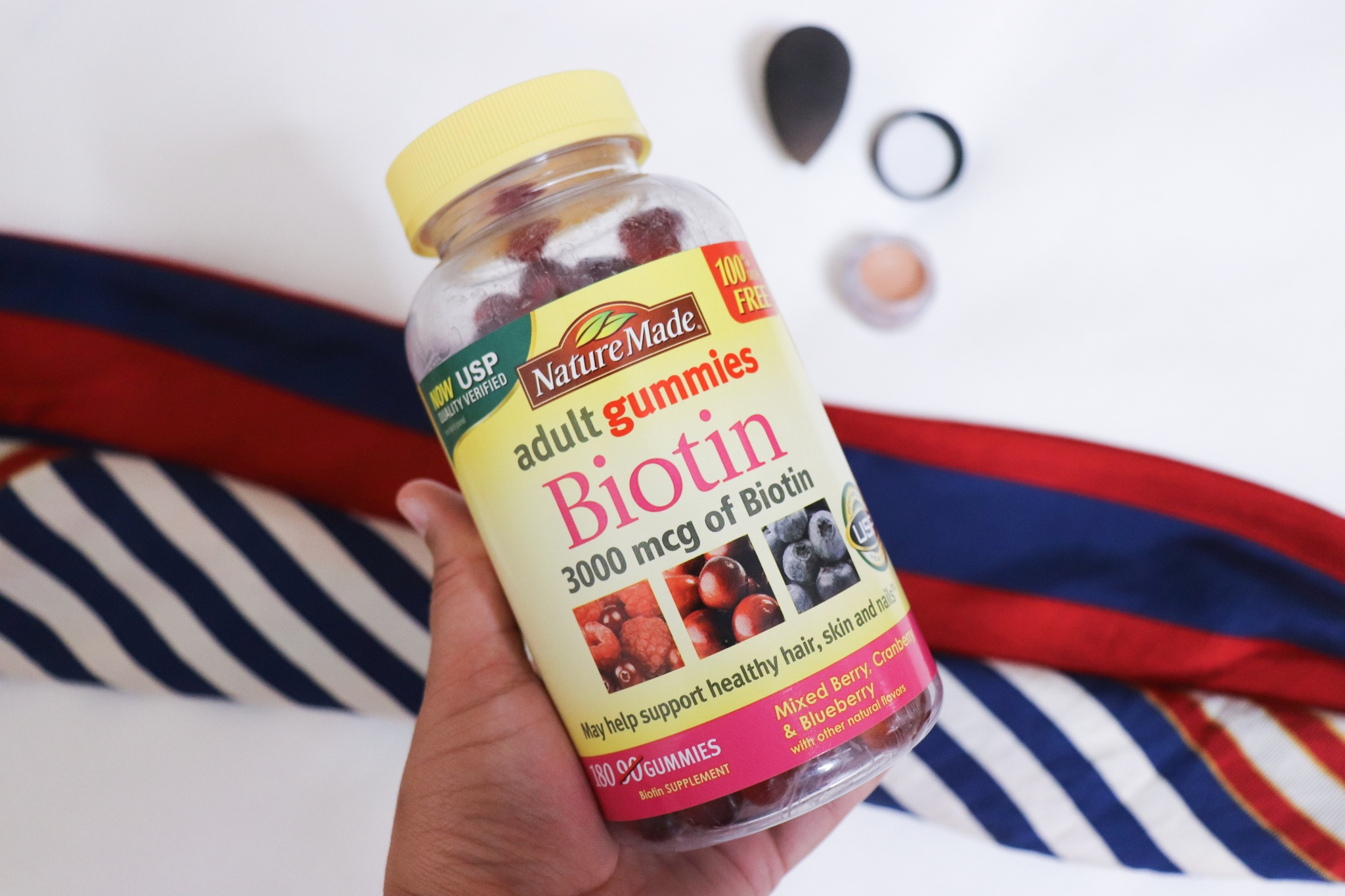 Nature Made® Biotin Adult Gummies