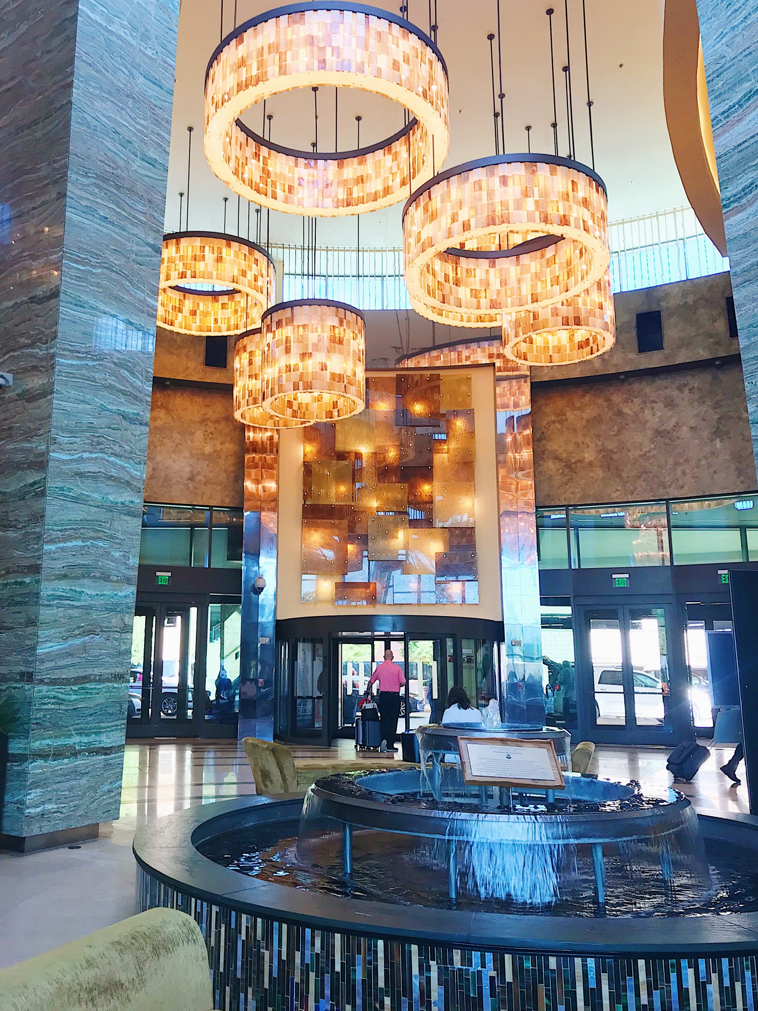 The Fox Tower At Foxwoods, Mashantucket Conneticut