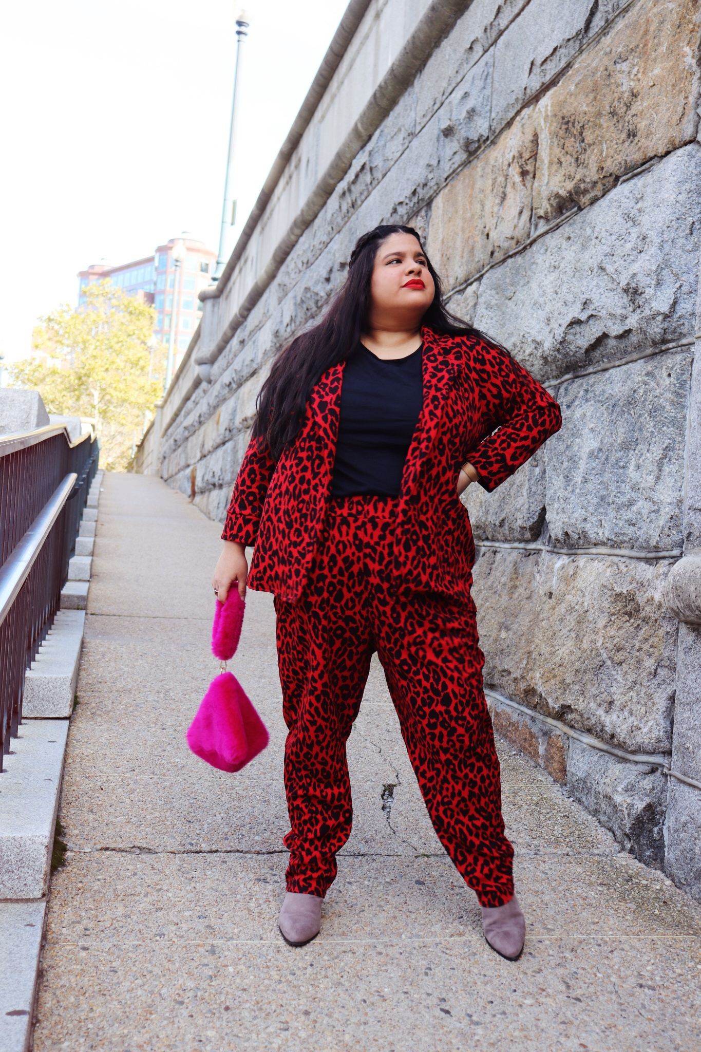 Plus Size Blog- Ways to wear Leopard Print