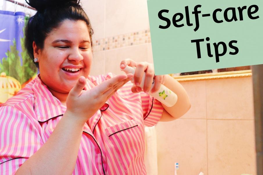 Aveeno Self Care Tips