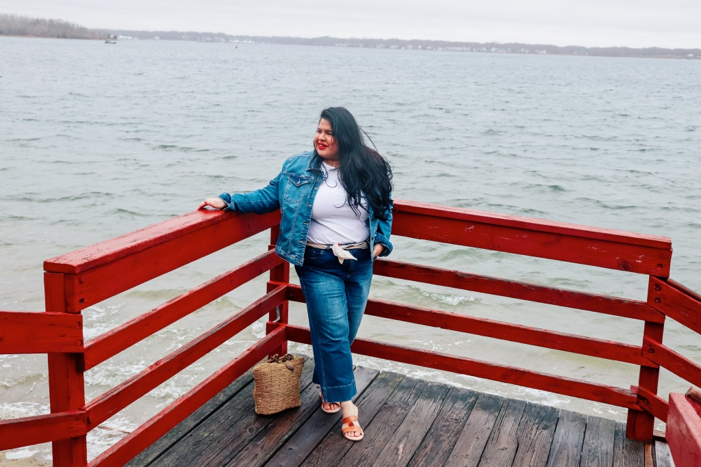 My Spring Go-To Denim Guide – Plus Size Edition We Dress America Walmart