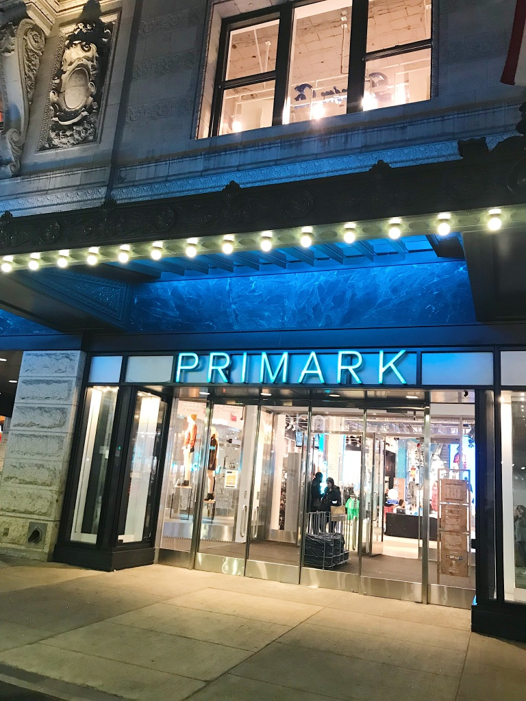 Student Night Her Campus X Primark in Boston